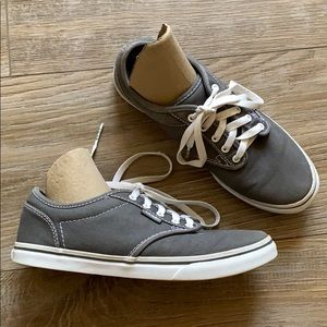 Gray VANS low pro Sneakers